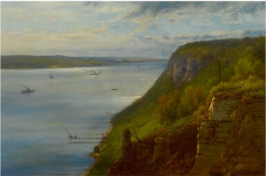 View 1. Thumbnail of Lot 24. Palisades on the Hudson.