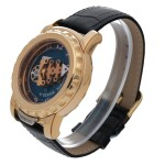 ULYSSE NARDIN | FREAK, REF 026-88 PINK GOLD CAROUSEL WRISTWATCH WITH DUAL DIRECT ESCAPEMENT CIRCA 2008