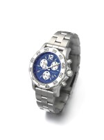 BREITLING | COLT CHRONOGRAPH II REFERENCE A7338710/C848 A STAINLESS STEEL CENTER SECONDS CHRONOGRAPH WRISTWATCH WITH DATE, REGISTERS AND BRACELET CIRCA 2010