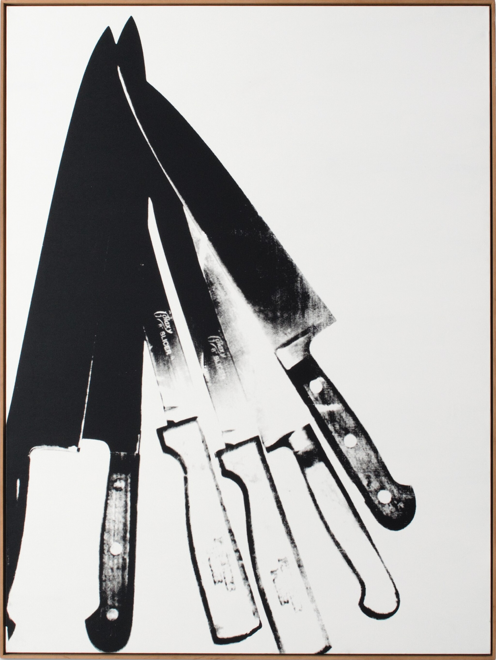 View full screen - View 1 of Lot 118. ANDY WARHOL | KNIVES.