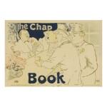 HENRI DE TOULOUSE-LAUTREC | IRISH AND AMERICAN BAR, RUE ROYALE - THE CHAP BOOK (D. 362; ADR. 139; W. P18)