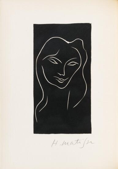 View 2. Thumbnail of Lot 132.  Le Poème pulvérisé, 1947. Ex. avec la lithographie signée. Envoi de Char à Éluard (rel. de P.L. Martin).