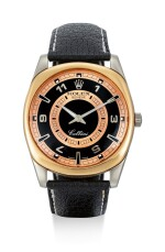 ROLEX | CELLINI, REFERENCE 4243, A TWO COLOUR GOLD WRISTWATCH, CIRCA 2001