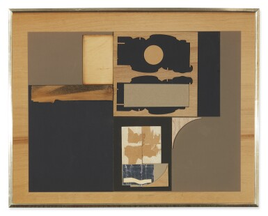 View 2. Thumbnail of Lot 429. LOUISE NEVELSON | SERIES OF AN UNKNOWN COSMOS II.