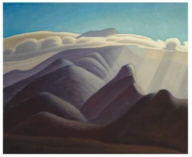 LAWREN STEWART HARRIS | IN THE WHITE MOUNTAINS II