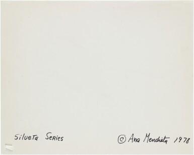 View 3. Thumbnail of Lot 39. ANA MENDIETA | 'UNTITLED' (FROM THE SILUETA SERIES), IOWA, 1978 .