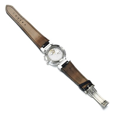 View 3. Thumbnail of Lot 122. Harry Winston | Lady's diamond wristwatch, 'Premier'.