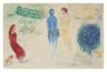 MARC CHAGALL | CHLOÉ'S JUDGMENT (M. 315; SEE C. BKS. 46)