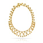 VERDURA | GOLD 'REGATTA' NECKLACE