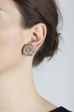 HEMMERLE | PAIR OF DIAMOND EAR CLIPS