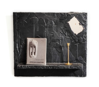 View 1. Thumbnail of Lot 5. RASHID JOHNSON | AFRICAN SCULPTURE.