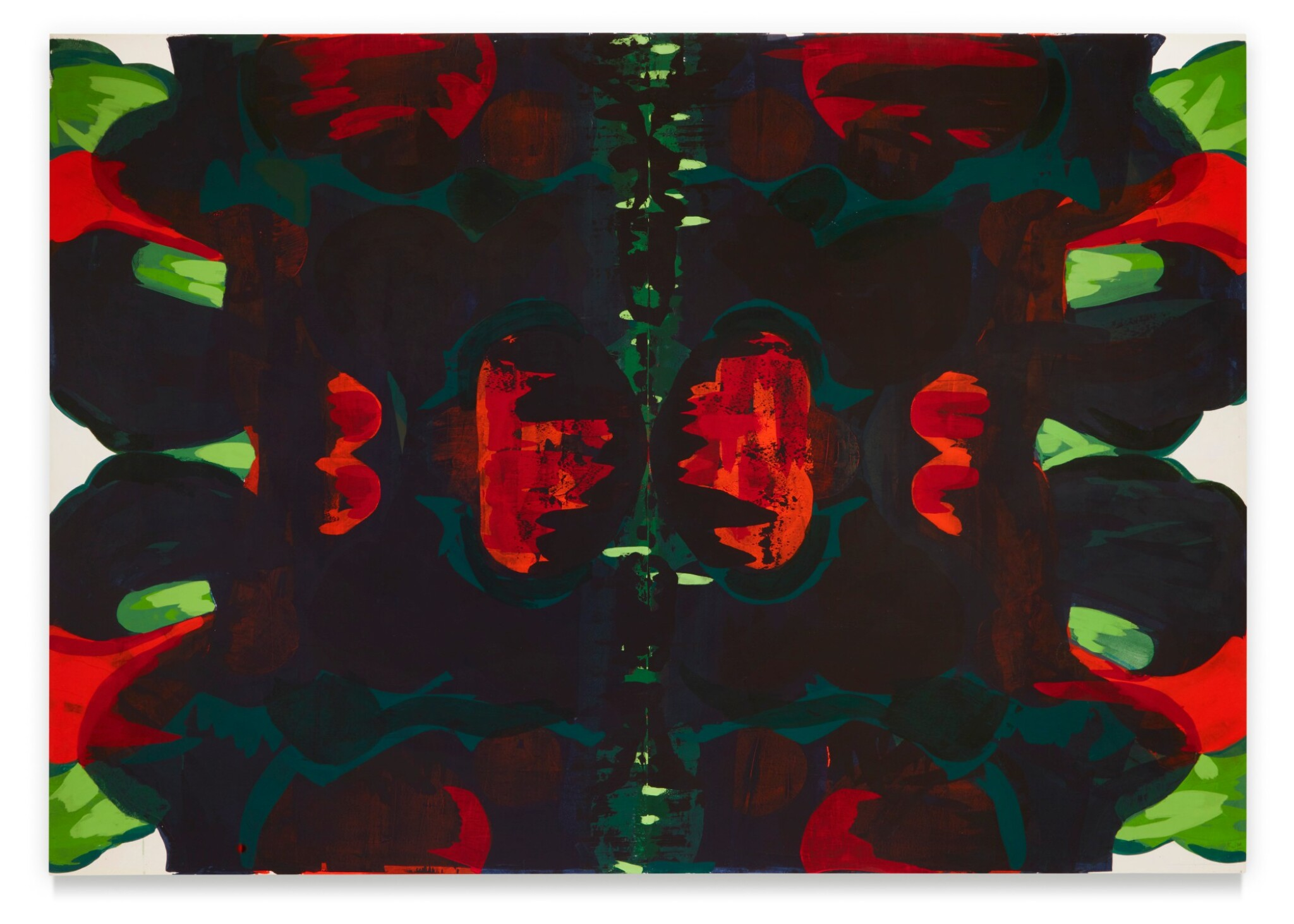 KERRY JAMES MARSHALL | UNTITLED (BLOT)