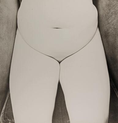 View 1. Thumbnail of Lot 32. IRVING PENN | 'NUDE 150', NEW YORK, 1949-50 .