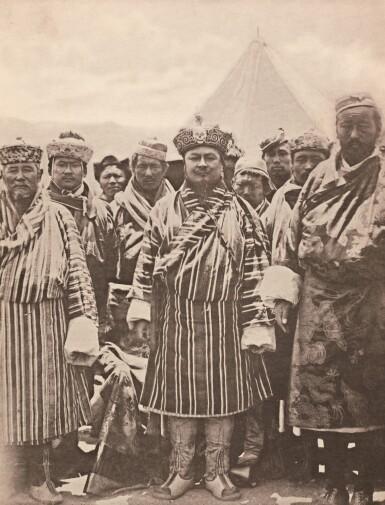 View 2. Thumbnail of Lot 181. Tibet—John Claude White | Tibet and Lhasa. Calcutta: Johnston and Hoffmann, [1908].
