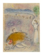 MARC CHAGALL | DORCON'S STRATEGY (M. 317; SEE C. BKS. 46)