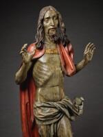 ATTRIBUTED TO HEINRICH ISELIN (CIRCA 1450-1513), GERMAN, KONSTANZ, CIRCA 1480 | CHRIST AS THE MAN OF SORROWS