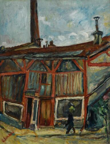 View 1. Thumbnail of Lot 46. L'Atelier de l'artiste à la cité Falguière.