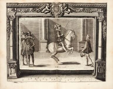 Pluvinel | L'instruction du roy, en l'exercice de monter a cheval, 1629