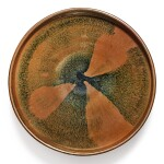 A russet-splashed black-glazed bowl, Jin / Yuan dynasty | 金 / 元 黑釉醬斑盌