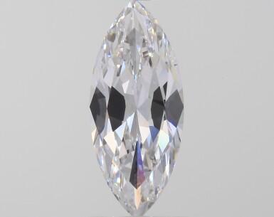 A 1.01 Carat Marquise-Shaped Diamond, D Color, VVS2 Clarity