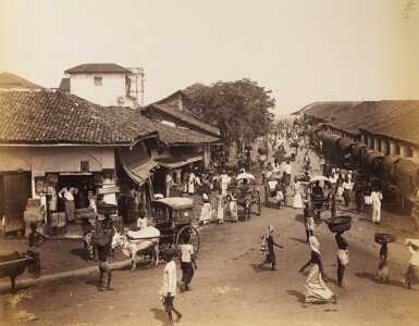 Ceylon | album of photographs, [1880s-1890s]