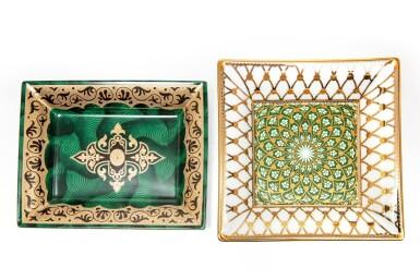 View 2. Thumbnail of Lot 8060. Patek Philippe | Porcelain de Limoges, A set of two commemorative Limoges porcelain and enamel dishes, Circa 2010 and 2017 | 百達翡麗 | Porcelain de Limoges   一套二件利摩日陶瓷及琺瑯擺飾盤,約2010年及2017年製.