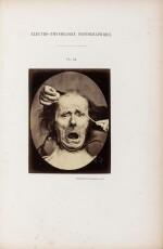 Mécanisme de la physionomie humaine. 1862. Album de 72 photographies