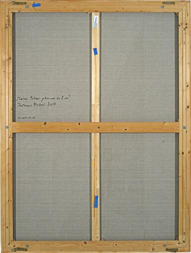 View 3. Thumbnail of Lot 52. Meine Bilder gehen um die Ecke, 2011.