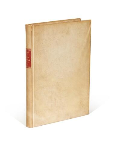 View 2. Thumbnail of Lot 242. Strodus, Consequentiae, Venice, 1488, modern vellum.