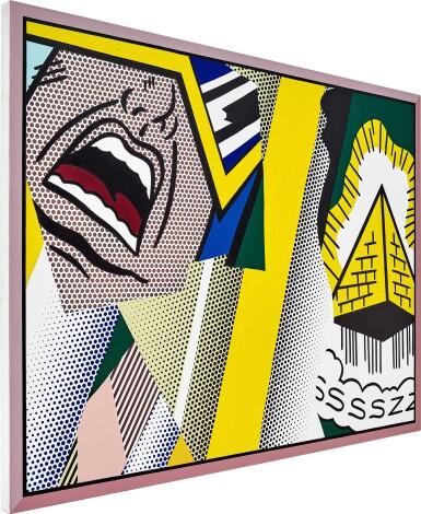 View 2. Thumbnail of Lot 1117. Roy Lichtenstein 羅伊・李奇登斯坦 | Reflections: Mystical Painting 反射系列:神秘的繪畫.