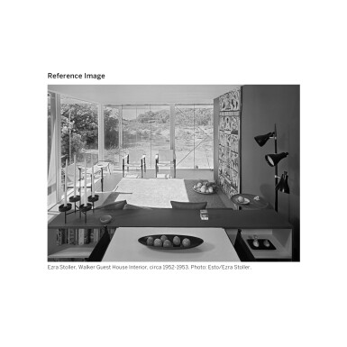 View 8. Thumbnail of Lot 343. PAUL RUDOLPH | THE WALKER GUEST HOUSE.