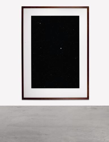 View 2. Thumbnail of Lot 86. THOMAS RUFF | '03H40M/-25°' (FROM THE SERIES STERNE), 1992.
