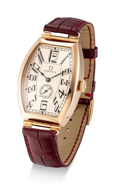 View 2. Thumbnail of Lot 8105. OMEGA | THE MUSEUM COLLECTION, REFERENCE 5703.30.01 | A LIMITED EDITION PINK GOLD WRISTWATCH, CIRCA 2004 | 歐米茄 |博物館系列 型號5703.30.01   限量版粉紅金腕錶,約2004年製.