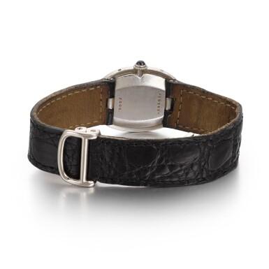 View 4. Thumbnail of Lot 41. BRIAN EPSTEIN | Cartier wristwatch, 1966.