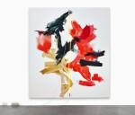 Mary Weatherford 瑪麗·韋瑟福德 | Bird of Paradise 極樂鳥