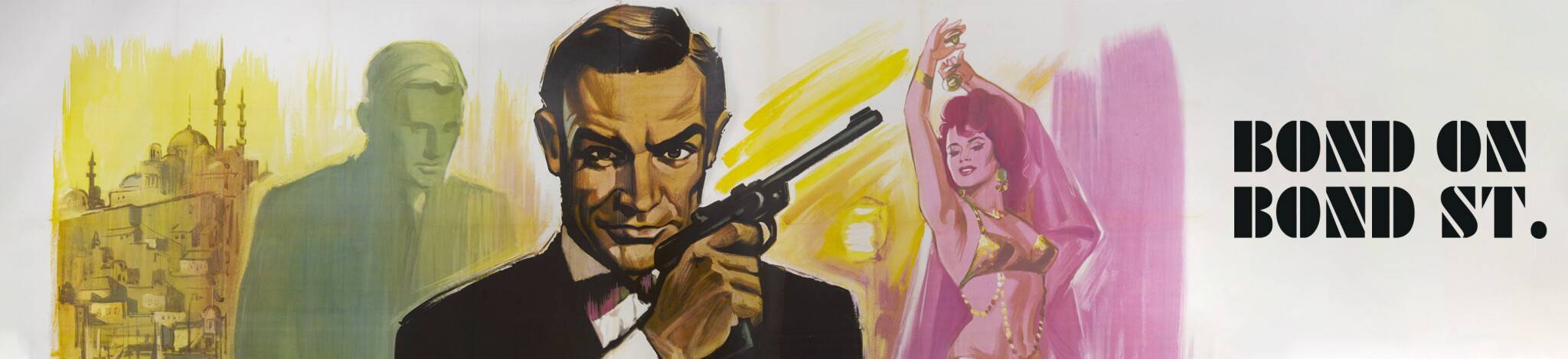 James Bond Film Posters