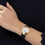 CARTIER | PASHA, DIAMOND-SET PINK GOLD WRISTWATCH [PASHA, MONTRE EN OR ROSE SERTIE DIAMANTS]