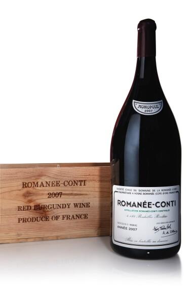 Romanée Conti 2007 Domaine de la Romanée-Conti (1 METH)
