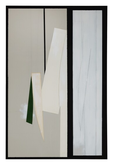 STEPHEN P. EDLICH | TWO OPENINGS WITH FOUR CYPRESS FORMS