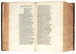 Ovid, Opera, Venice, 1474, later calf