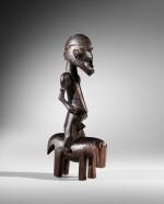Senufo Equestrian Figure, Côte d'Ivoire
