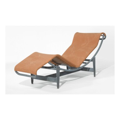 LE CORBUSIER, CHARLOTTE PERRIAND AND PIERRE JEANNERET | CHAISE LONGUE, MODEL NO. 2072