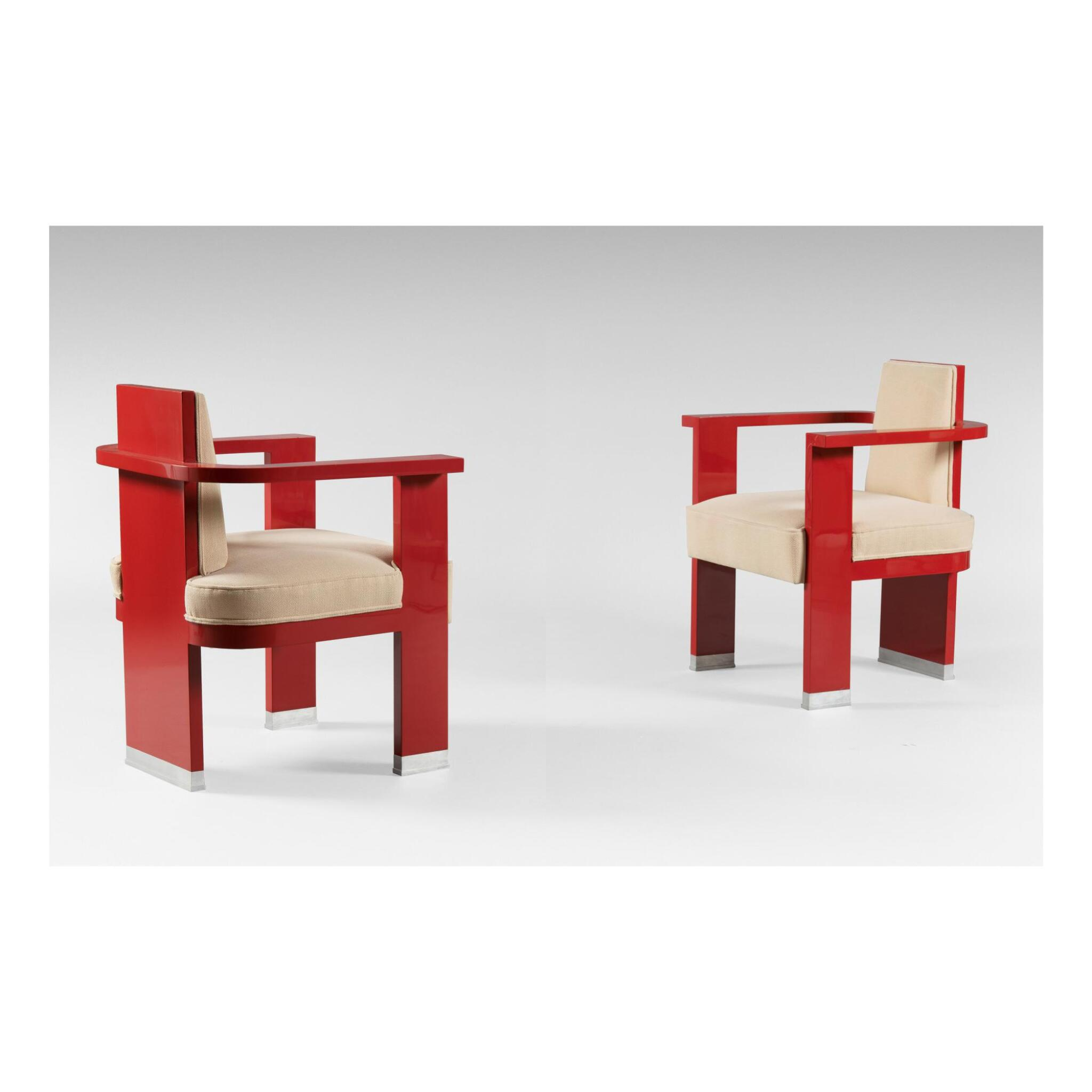ANDRÉ SORNAY | PAIR OF ARMCHAIRS