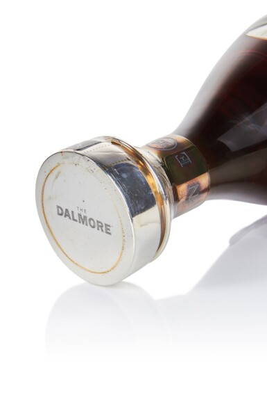 View 7. Thumbnail of Lot 1. The Dalmore 58 Year Old Selene 44.0 abv 1951     .