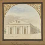 Das Exerzierhaus (The Regimental Parade House)