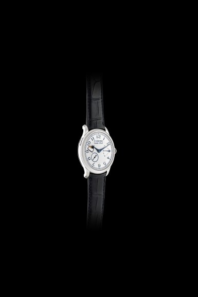 View 4. Thumbnail of Lot 2221. F.P. Journe | Répétition Minutes Souveraine, A stainless steel minute repeating wristwatch with power reserve indication, Circa 2011 | Répétition Minutes Souveraine 精鋼三問腕錶,備動力儲備顯示,約2011年製.