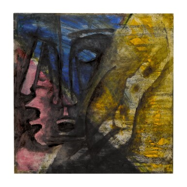 MAQBOOL FIDA HUSAIN | UNTITLED
