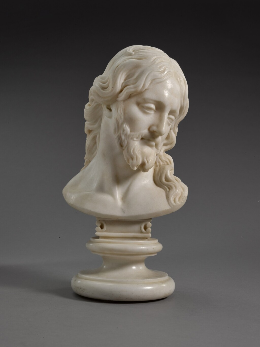 ENGLISH, PROBABLY 18TH CENTURY | BUST OF CHRIST