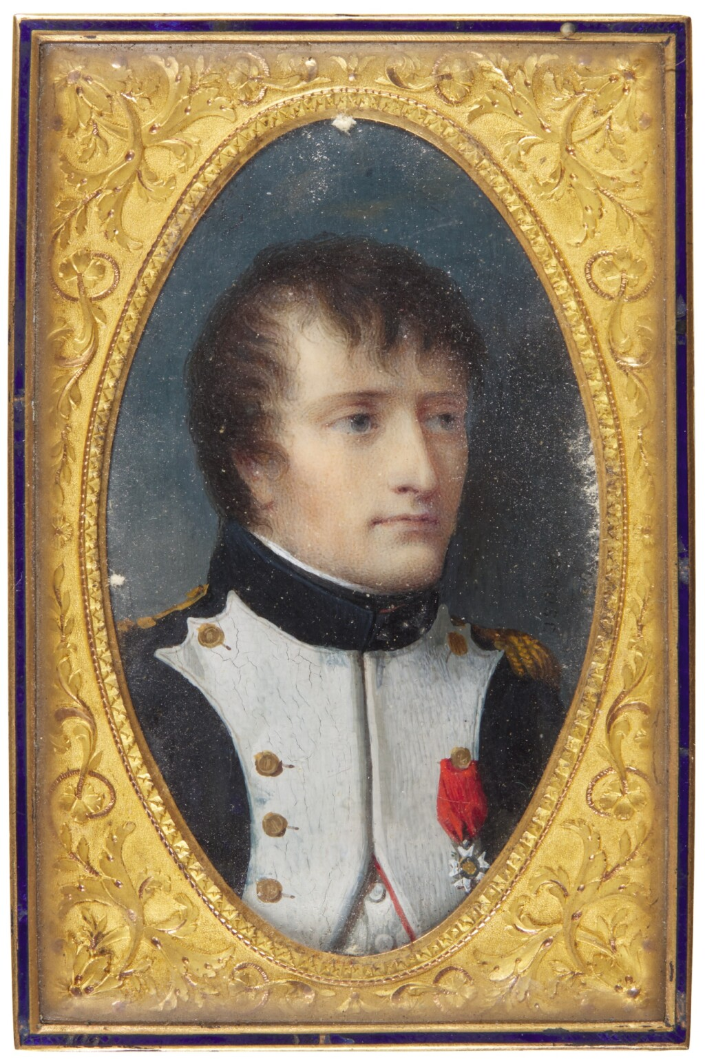 STUDIO OF JEAN-BAPTISTE ISABEY | Portrait of the Emperor Napoleon (1769- 1821)
