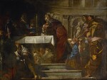 CIRCLE OF JACOPO TINTORETTO | The Presentation of Christ in the Temple
